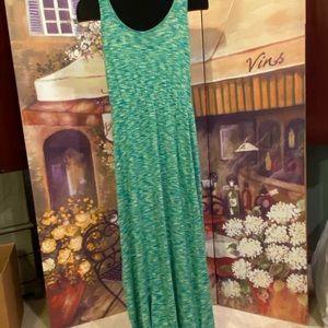 Gap Long maxi dress